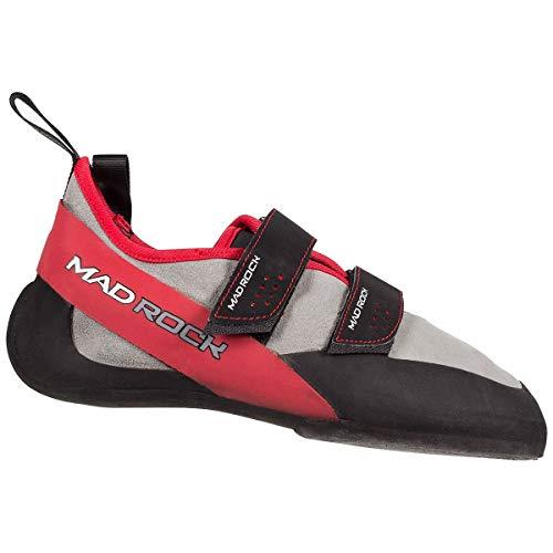 Mad Rock Mens Drifter Climbing Shoe, Red, 11.5 US
