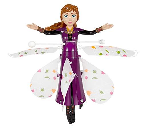 Disney Frozen Anna Motion Sensing 7.5 Inch IR UFO Helicopter