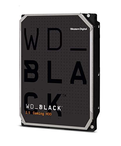 Western Digital 2TB WD Black Performance Internal Hard Drive - 7200 RPM Class, SATA 6 Gb/s, 64 MB Cache, 3.5' - WD2003FZEX