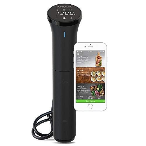 Anova Culinary Sous Vide Precision Cooker Nano | Bluetooth | 750W | Anova App Included (Renewed)