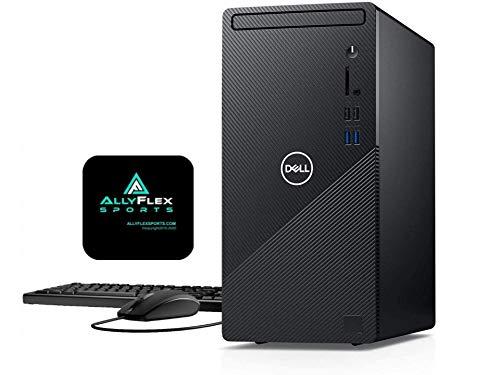 Newest Dell Inspiron 3880 Premium Business Desktop Computer/ 10th Gen Intel Hexa-Core i5-10400 (up to 4.30 GHz Beat i7-7500U)/ 16GB DDR4 RAM/ 1TB SSD/WiFi/VGA/HDMI/Black/Windows 10 Home/AllyFlex MP