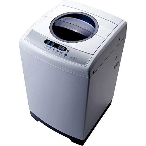 RCA RPW160 Portable Washing Machine, 1.6 cu ft, White