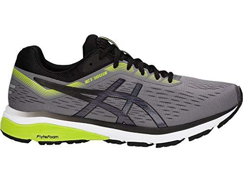 ASICS Men's GT-1000 7 (2E) Running Shoes, 13W, Carbon/Black