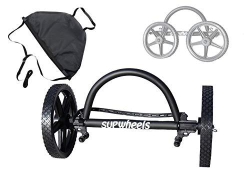 SUP Wheels Evolution | Standup paddle board Carrier | Easy Board Transporter