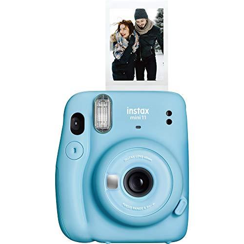 Fujifilm Instax Mini 11 Instant Camera - Sky Blue