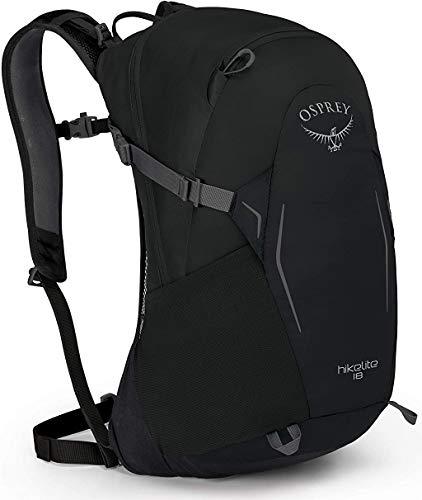 Osprey Hikelite 18 Hiking Backpack , Black