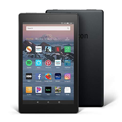 Fire HD 8 Tablet (8' HD Display, 16 GB) - Black