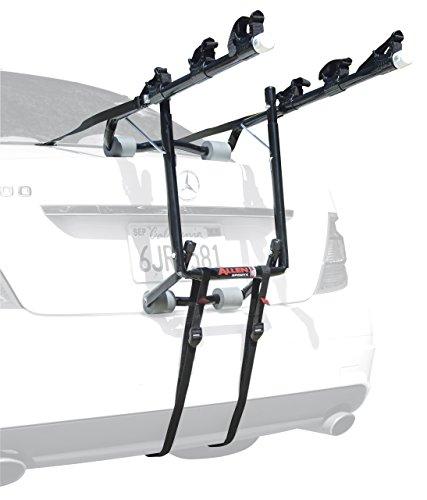 Allen Sports Deluxe 3-Bike Trunk Mount Rack (Renewed)
