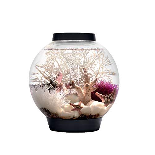 biOrb CLASSIC 15 Aquarium with LED - 4 gallon, Black