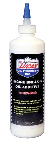 Lucas Oil LUC10063 Engine Break in Oil, 16. Fluid_Ounces