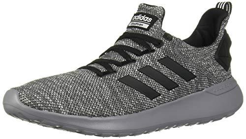adidas mens Lite Racer Byd Running Shoe, Grey Five/Black/Grey Metallic, 8.5 US