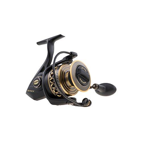 Penn 1338215 Battle II 1000 Spinning Fishing Reel