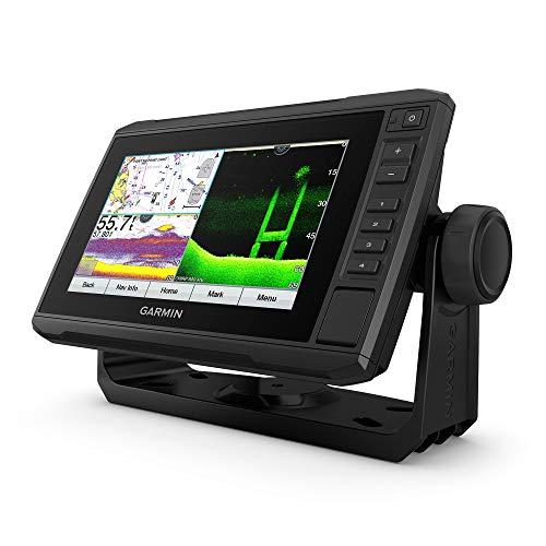 Garmin ECHOMAP UHD 74Cv, 7' Keyed-Assist Touchscreen Chartplotter with U.S. BlueChart G3 and GT24UHD-TM Transducer