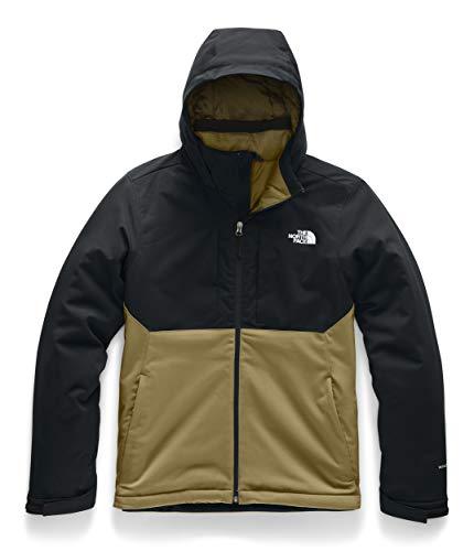 The North Face Men's Apex Elevation Jacket, TNF Black/British Khaki, M