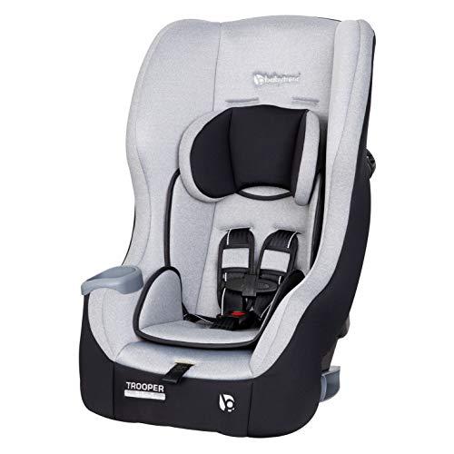 Baby Trend Trooper 3-in-1 Convertible Car Seat, Moondust (CV01C87B)