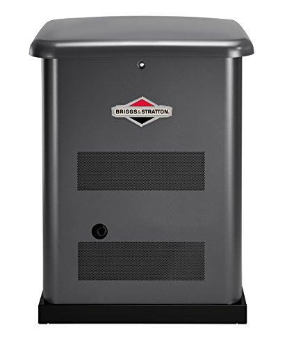 Briggs & Stratton 40375 10kW Standby Generator, Gray