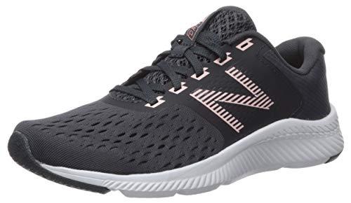 New Balance Women's DRFT V1 Running Shoe, Orca/Peach Soda, 9