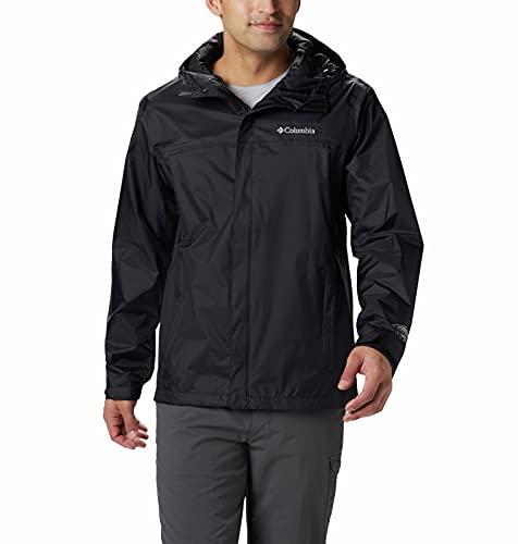 Columbia Men Watertight II Jacket, Black, Large