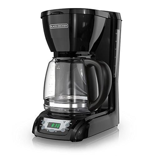 Black+Decker DLX1050B 12-Cup Programmable Coffeemaker