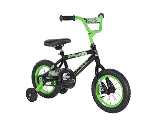 Dynacraft Gravel Blaster Bike Black, 12'