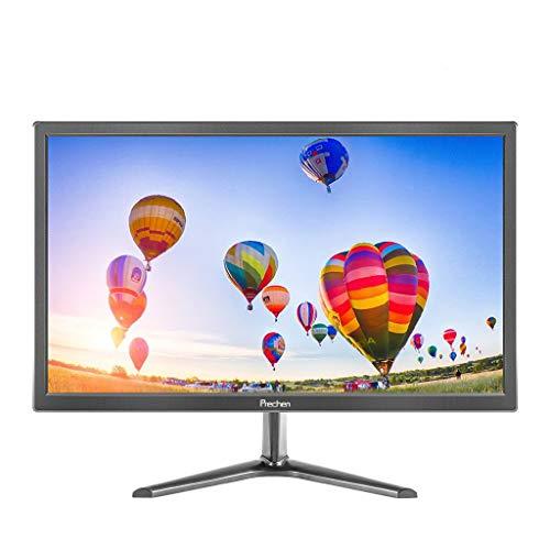 19 Inch PC Monitor(1366x768),60 Hz, 5 ms,Brightness 250 cd/m²,Built-in Speaker,HDMI & VGA Interface,Display Screen for Laptop/PS3/PS4/X-Box/PC,Black,Prechen
