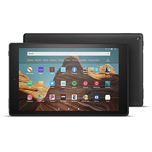 All-New Fire HD 10 Tablet (10.1' 1080p full HD display, 32 GB) – Black