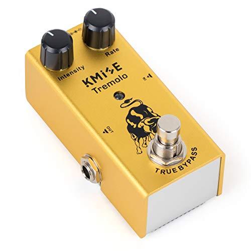 Electric Guitar Tremolo Effect Pedal Mini Single Type DC 9V True Bypass (Tremolo)