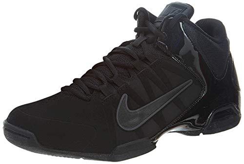 Nike Air Visi Pro VI NBK Mens Basketball Shoes (10.5 D(M) US) Black/Anthracite
