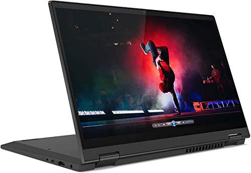 Lenovo IdeaPad Flex 5 2-in-1 Laptop, 14' Full HD IPS Touch Screen, AMD Ryzen 7 4700U, Webcam, Backlit Keyboard, Fingerprint Reader, USB-C, HDMI, Windows 10 Home, 16GB RAM, 512GB PCIe SSD