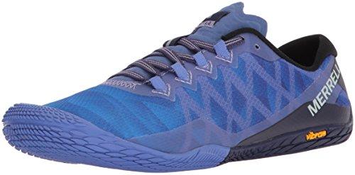 Merrell Women's Vapor Glove 3 Sneaker, Baja Blue, 7.5 M US