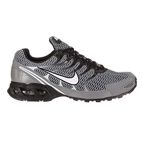 Nike Men's Air Max Torch 4 Running Shoes Cool Grey/White-Black