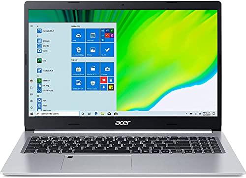 Acer Aspire 5 A515-46-R14K Slim Laptop | 15.6' Full HD IPS | AMD Ryzen 3 3350U Quad-Core Mobile Processor | 4GB DDR4 | 128GB NVMe SSD | WiFi 6 | Backlit KB | Amazon Alexa | Windows 10 Home (S mode)