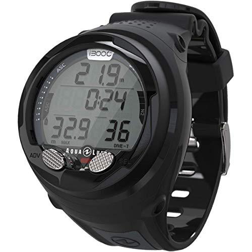 Aqua Lung I300c Wrist Dive Computer with Bluetooth Black/Grey