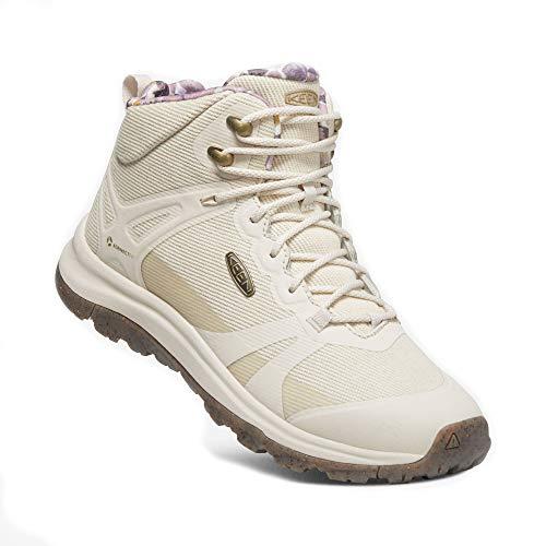 KEEN Terradora II MID Wp LTD Hiking Boot - Women's Natural/Birch Size 8.5