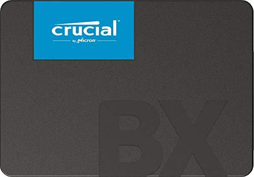 Crucial BX500 1TB 3D NAND SATA 2.5-Inch Internal SSD - CT1000BX500SSD1Z