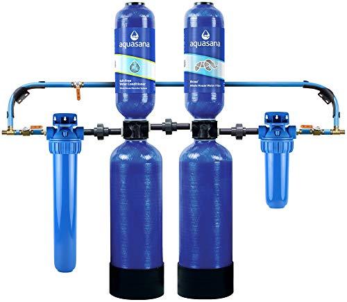 Aquasana EQ-1000-AST EQ-1000-AST-AMZN Whole House Water Filter, 1,000,000-Gallon