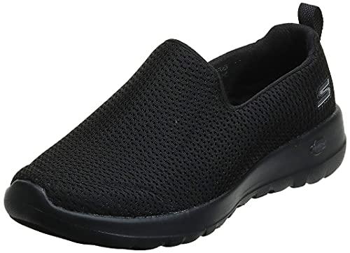 Skechers Womens Go Joy Walking Shoe, Black, 7 US