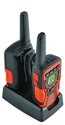 Cobra ACXT1035R FLT Walkie Talkies 37-Mile Two-Way Radios with Rewind-Say-Again (Pair)