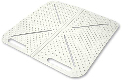Mammoth Pet Products X-Mat Foldable Training Mat, 18-Inch, Beige (60006D)