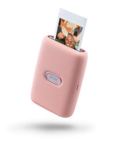 Fujifilm Instax Mini Link Smartphone Printer - Dusky Pink