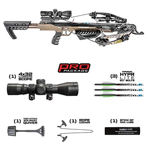 Killer Instinct Crossbows Rush 380 Crossbow Package
