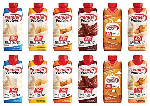 Premier Protein Shake 12 Pack- Niro Assortment