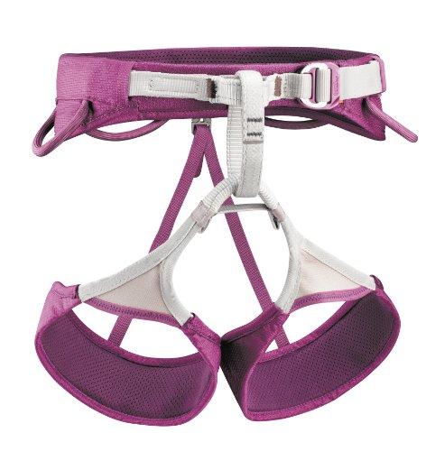 Petzl Selena Harness - Women's Harnesses LG Violet