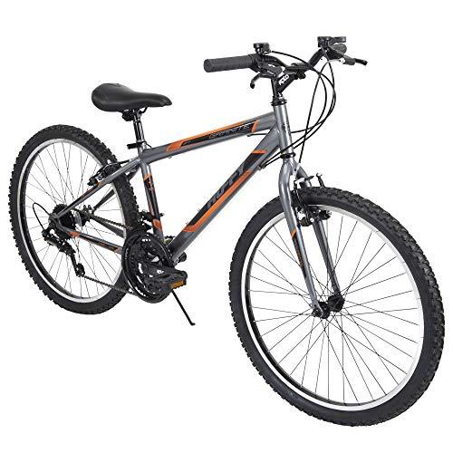 Huffy Mountain Bike Boys 24-inch Kids Bicycle