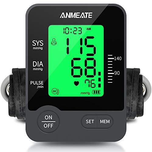 Blood Pressure Cuff Blood Pressure Monitor Cuff Kit by Balance, Digital BP Meter with Large Display, Upper Arm Cuff