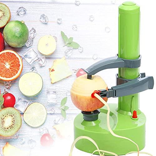 Electric Peeler Rotato Express Multifunction Stainless Steel Fruit and Vegetable Peeling Machine Planing Knife Corer(3#)