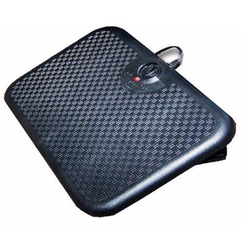 Cozy Products TT Toasty Toes Ergonomic Heated Foot Warmer,BLACK