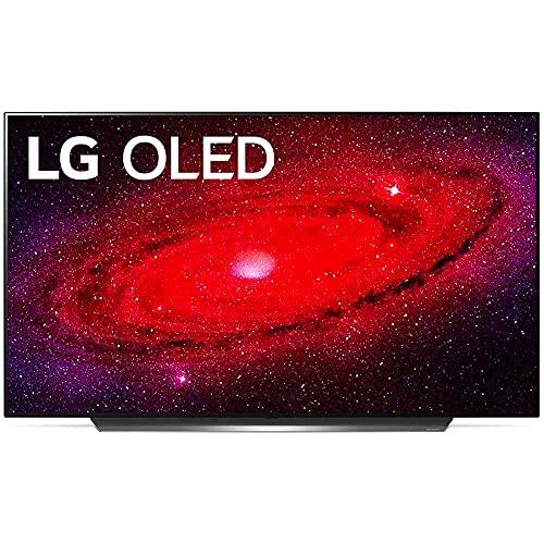 LG OLED55CXPUA / OLED55CXAUA Alexa Built-In CX 55' 4K Smart OLED TV (2020) (Renewed)
