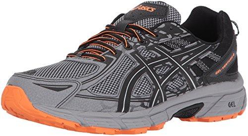 ASICS Men's Gel-Venture 6 Running Shoe, Frost Grey/Phantom/Black, 10 4E US