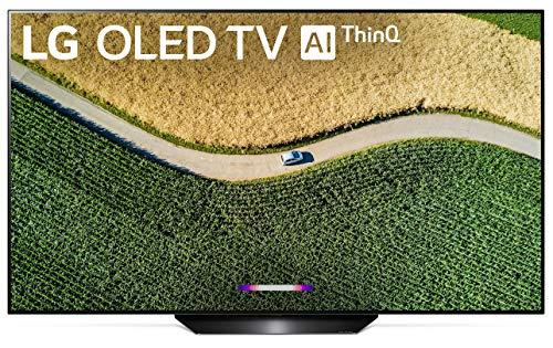 LG OLED55B9PUA B9 Series 55' 4K Ultra HD Smart OLED TV (2019)
